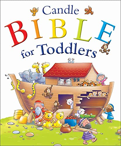 Candle Bible for Toddlers (Candle Bible for Toddlers Series): Juliet David
