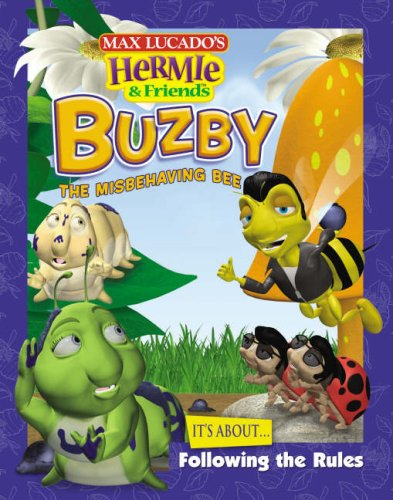 9781859856543: Buzby the Misbehaving Bee: It's About Following the Rules