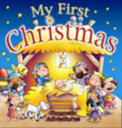 9781859856567: My First Christmas Magnetic Adventures