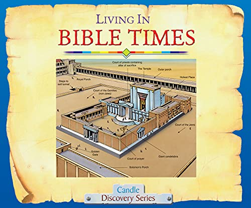 9781859856642: Living in Bible Times (Candle Discovery Series)