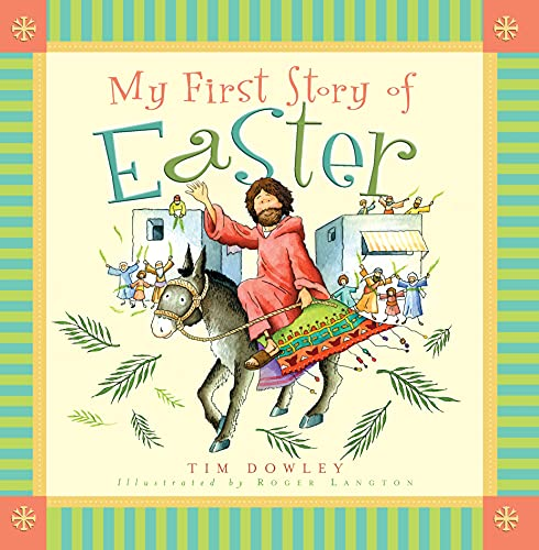 9781859856666: My First Story of Easter