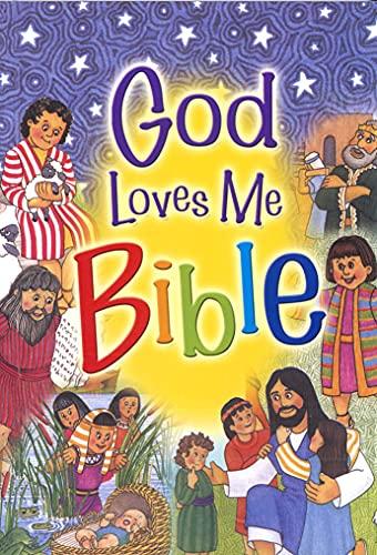 9781859856697: God Loves Me Bible
