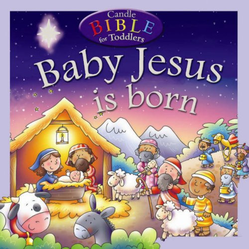 9781859856826: Baby Jesus is Born (Candle Bible for Toddlers)