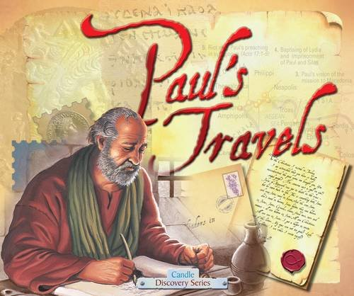 Paul's Travels (Candle Discovery Series) (1859857752) by Tim Dowley