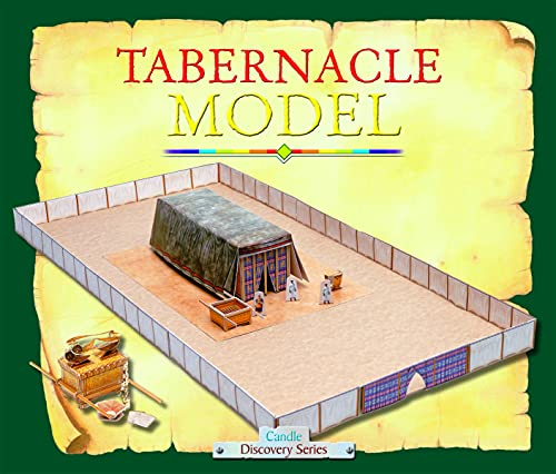 9781859857762: Tabernacle Model (Candle Discovery Series)