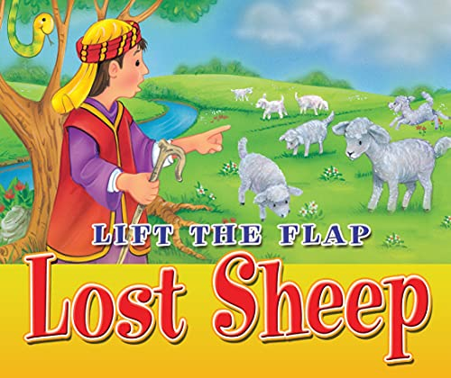 9781859857854: Lift the Flap Lost Sheep