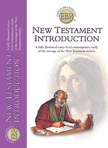 9781859858066: New Testament Introduction (Essential Bible Reference)