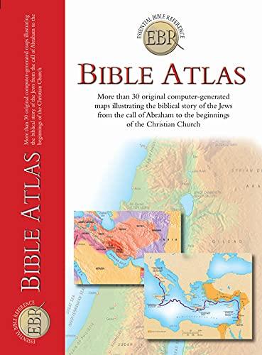 9781859858158: Bible Atlas (Essential Bible Reference)
