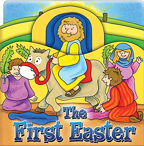 9781859858202: The First Easter (Bible Story Time)