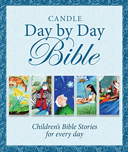 Candle Day by Day Bible: David, Juliet