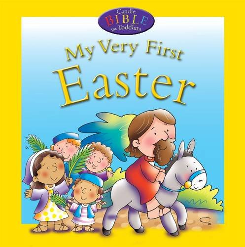 9781859858356: My Very First Easter (Candle Bible for Toddlers)