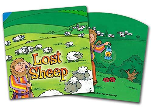 Lost Sheep (3d Storybook): David, Juliet