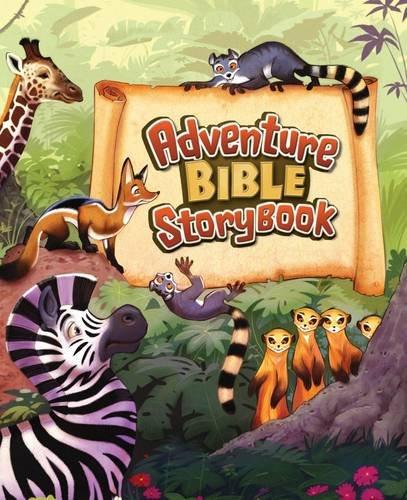 9781859858561: Adventure Bible Story