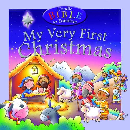 9781859858837: Baby Jesus is Born (Candle Bible for Toddlers)