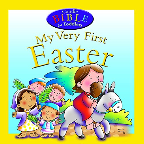 9781859858844: My Very First Easter (Candle Bible for Toddlers)