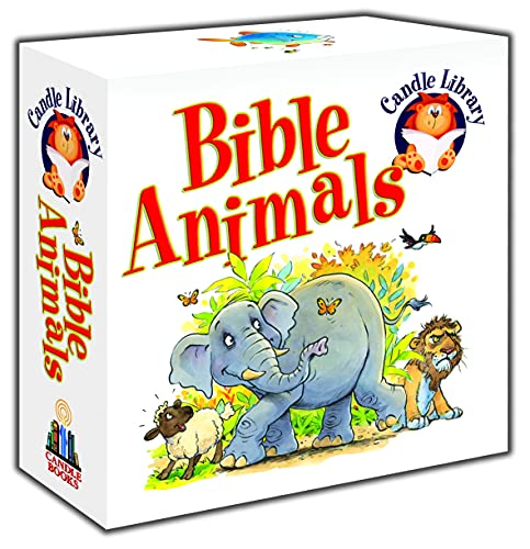Candle Library - Bible Animals: Juliet David, Steve Smallman (Illustrator)