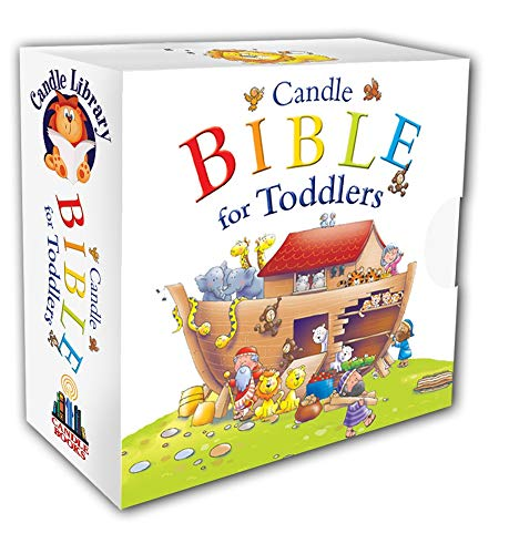 9781859859063: Candle Library-Candle Bible for Toddlers