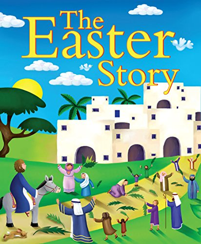 9781859859124: The Easter Story (Candle Bible for Kids)
