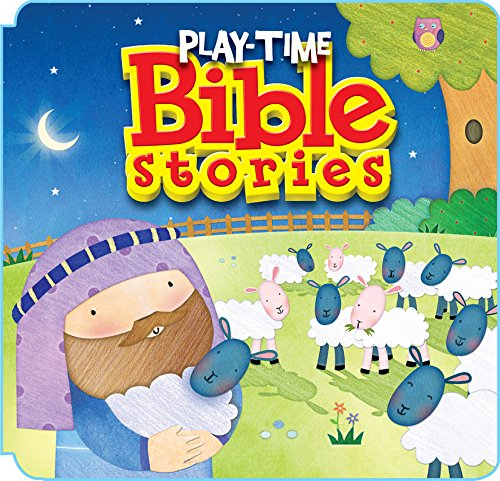 9781859859322: Play-time Bible Stories (Play Time Novelty Board Book) (Play-Time Books)
