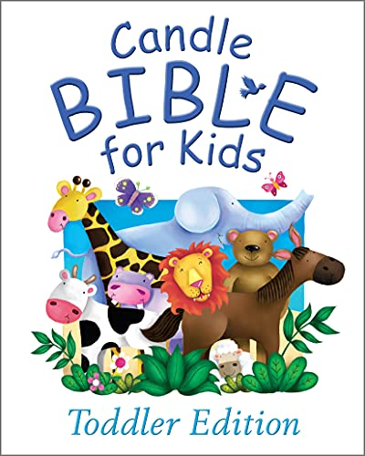 9781859859391: Candle Bible for Kids Toddler Edition