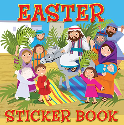 9781859859438: Easter Sticker Book (My Very First Sticker Books)