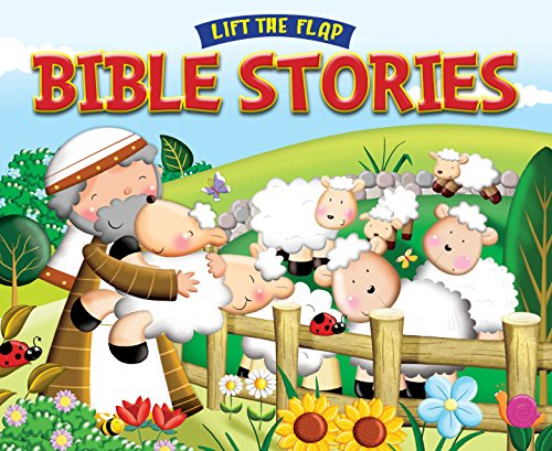 9781859859490: Lift the Flap Bible Stories (Lift the Flap (Candle Books))