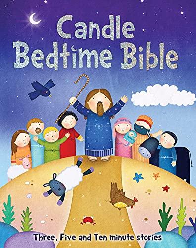 Candle Bedtime Bible: Three, Five and Ten-Minute Stories: Williamson, Karen