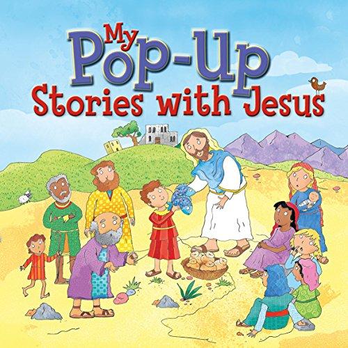 My Pop-Up Stories of Jesus: David, Juliet