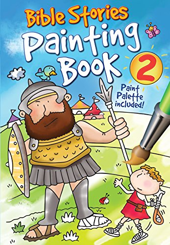 9781859859797: Bible Stories Painting Book 2