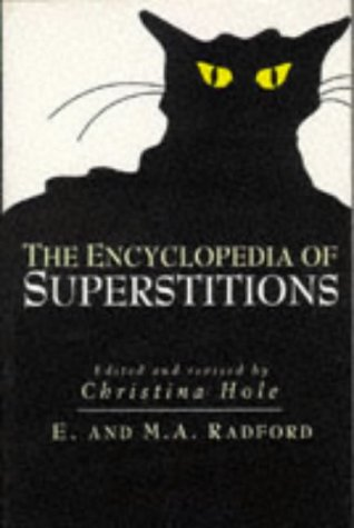9781859860939: Encyclopedia of Superstitions (Helicon reference classics)
