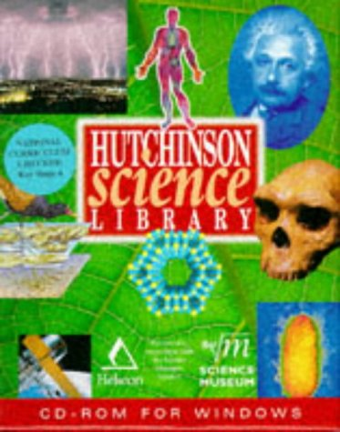 9781859861172: The Hutchinson Science Library (CD Rom Windows)