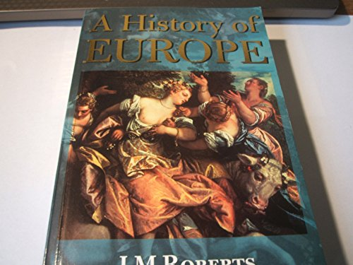 9781859861783: A HISTORY OF EUROPE