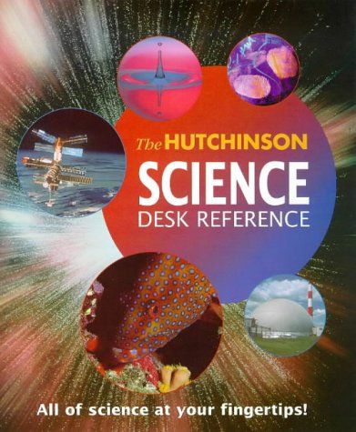 9781859862742: The Hutchinson Science Desk Reference (Helicon science)