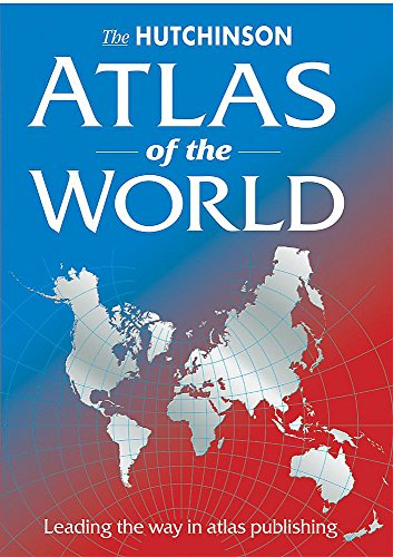 9781859863756: The Hutchinson Atlas of the World