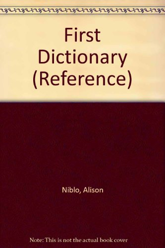 9781859930212: First Dictionary (Reference)