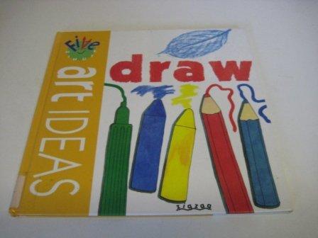 9781859930649: Draw (5 Minute Art Ideas)