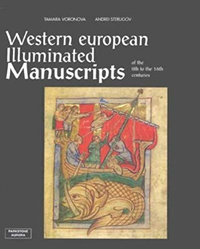 Western Illuminated Manuscripts (Temporis): Voronova, Tamara