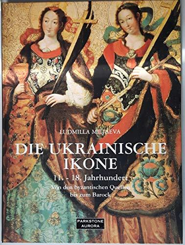 9781859952436: Die ukrainische Ikone
