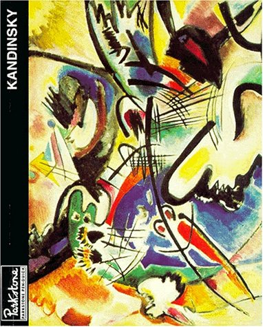 9781859954287: Kandinsky (Post Card Books)