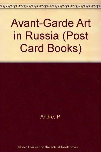 9781859954355: Avant Garde Art in Russia
