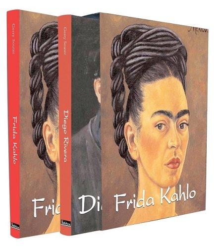 Frida Kahlo & Diego Rivera ( 2 vols in slip case) Sealed: Souter, Gerry;