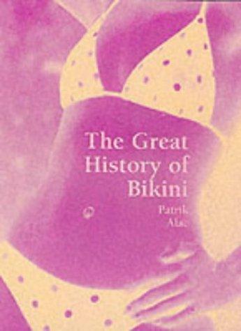 9781859957950: The Bikini: A Cultural History (Temporis)