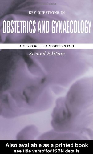 9781859960035: Key Questions in Obstetrics and Gynaecology (Key Topics)
