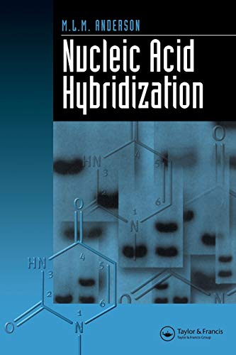 9781859960073: Nucleic Acid Hybridization (Introduction to Biotechniques S)