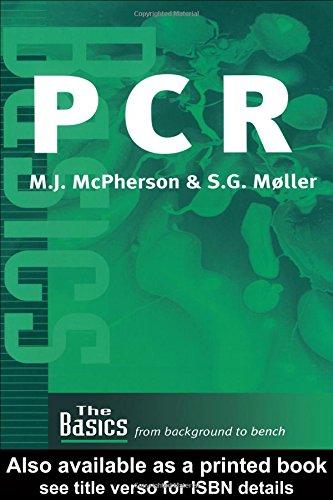 9781859960172: PCR