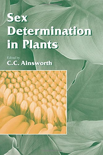 9781859960424: Sex Determination in Plants (Society for Experimental Biology)