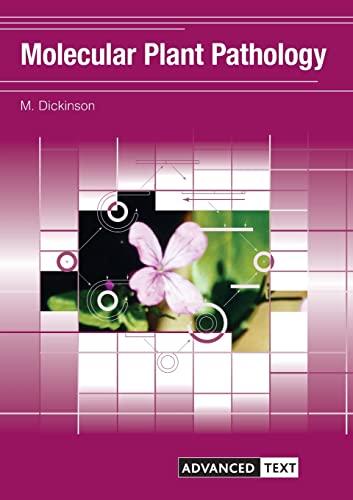 9781859960448: Molecular Plant Pathology
