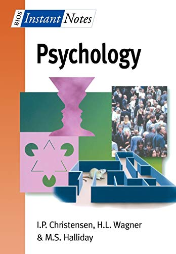 9781859960974: BIOS Instant Notes in Psychology