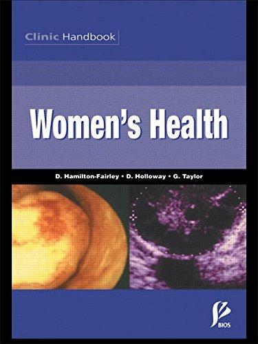 9781859960981: Clinic Handbook: Women's Health