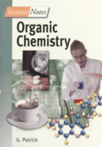 9781859961582: Instant Notes Organic Chemistry